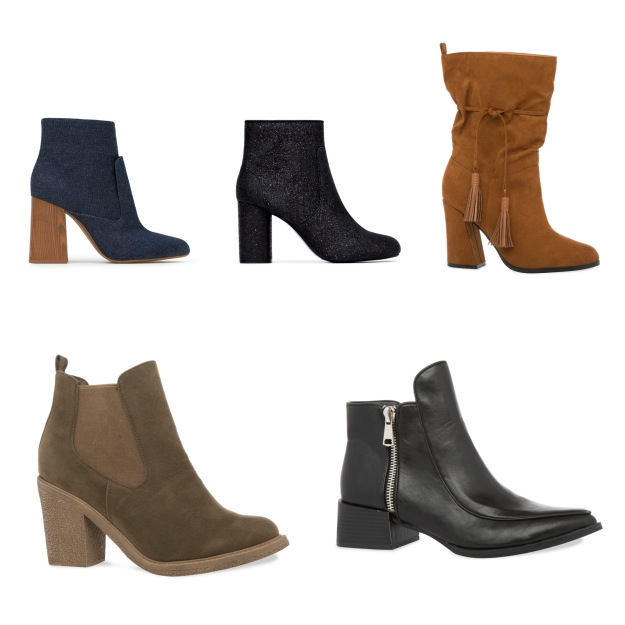 Seasons Boots Under