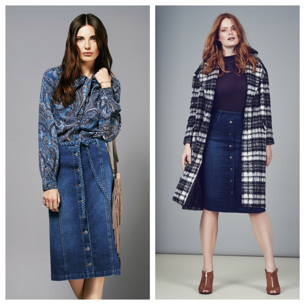 AW15 denims from Miss Selfridge and Simply Be