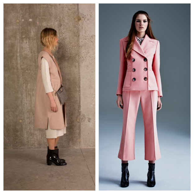 AW 15 collections from Warehouse and River Island