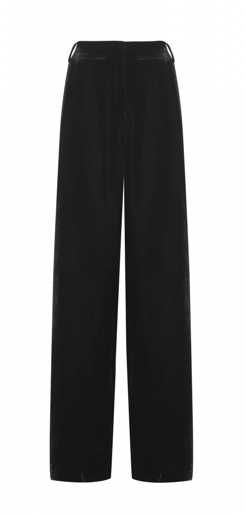 Trousers from the Twiggy collection at M&S