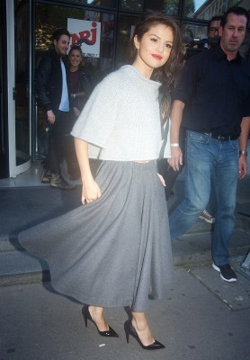 Selena Gomez leaving NRJ Radio