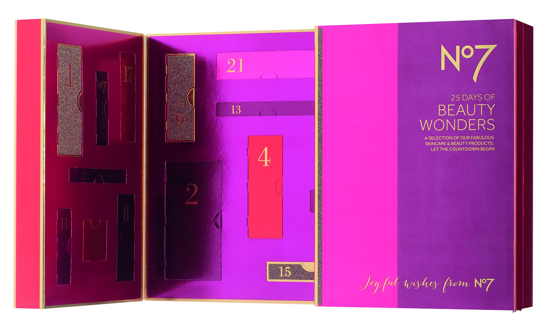 Boots No7 Beauty Calendar 49 50euro