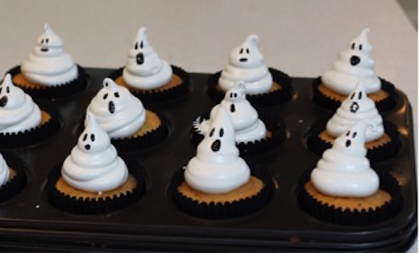 Finished ghosts