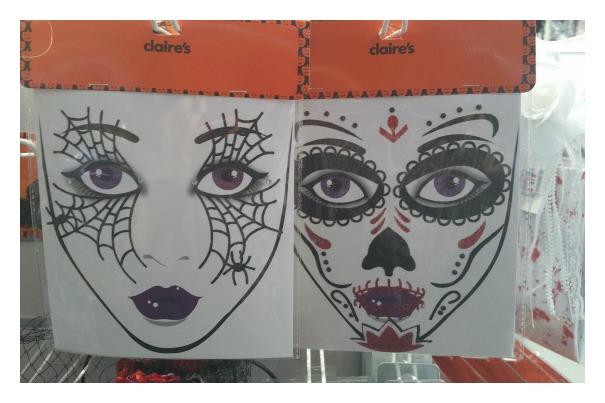 Halloween 4 Collage