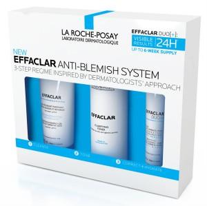 New Effaclar 3 step kit