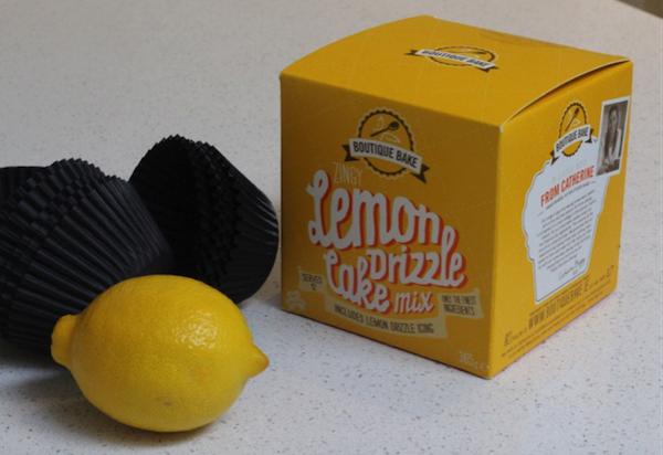 Packaging & lemon