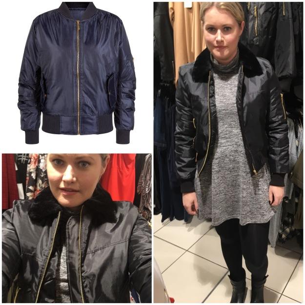 bomber jacket new look