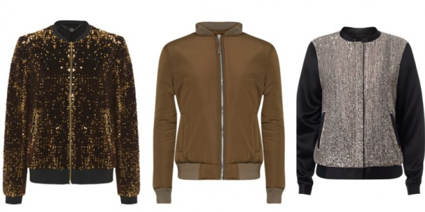 From left: Marks & Spencer, Pretty Little Thing, Phase Eight