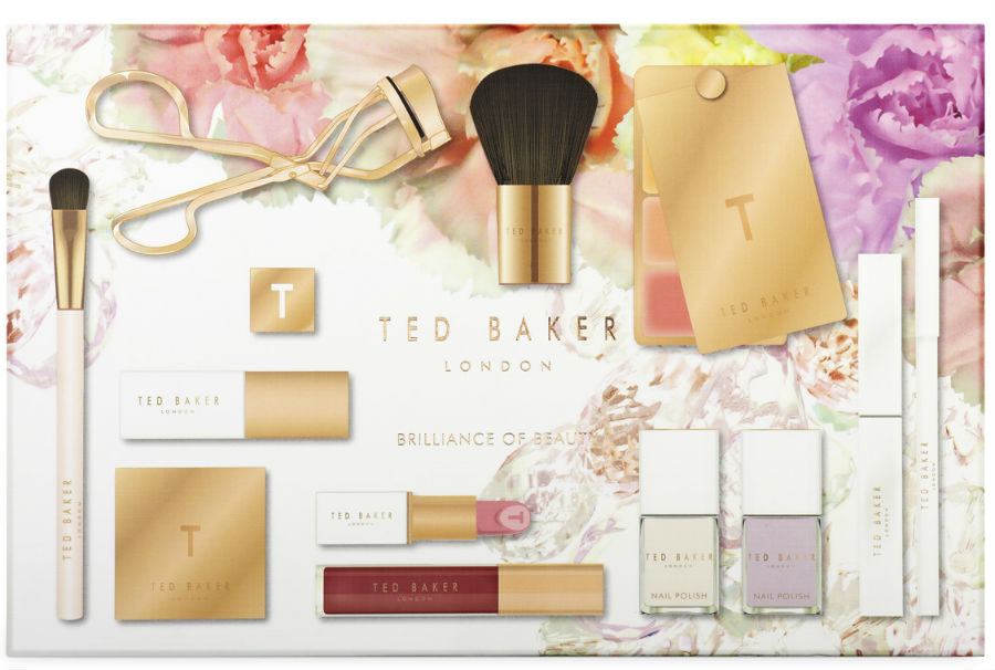 Ted baker makeup brush set boots