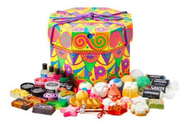 Lush Christmas Gift Sets - Christmas Gift Ideas