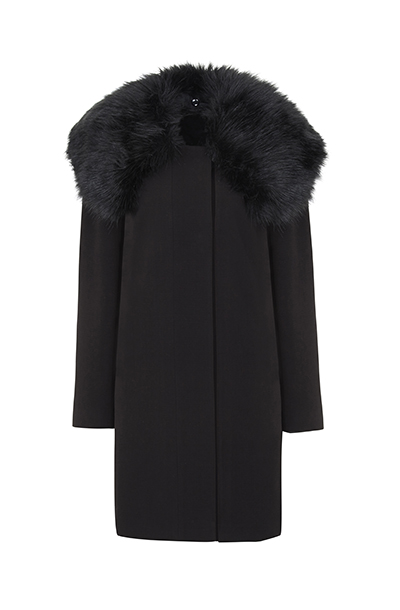 Betty Jackson at Debenhams coat, was €210, now €105