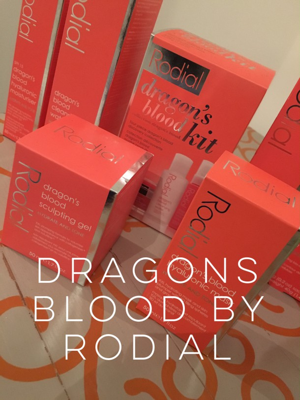 Dragon's Blood is used by Rodial