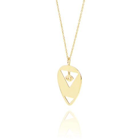 Imagine Gold Necklace €145