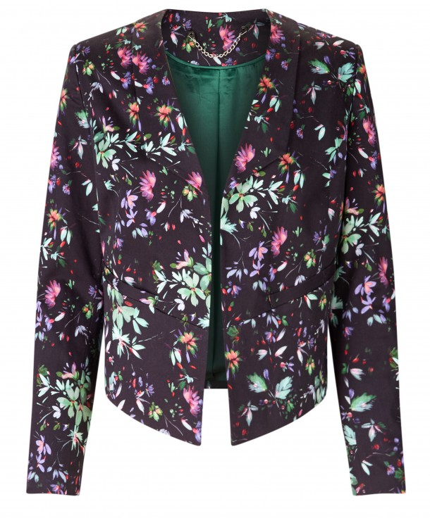 Jacket, €52, Littlewoods Ireland