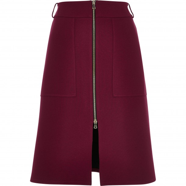 Skirt, River Island (in store January)
