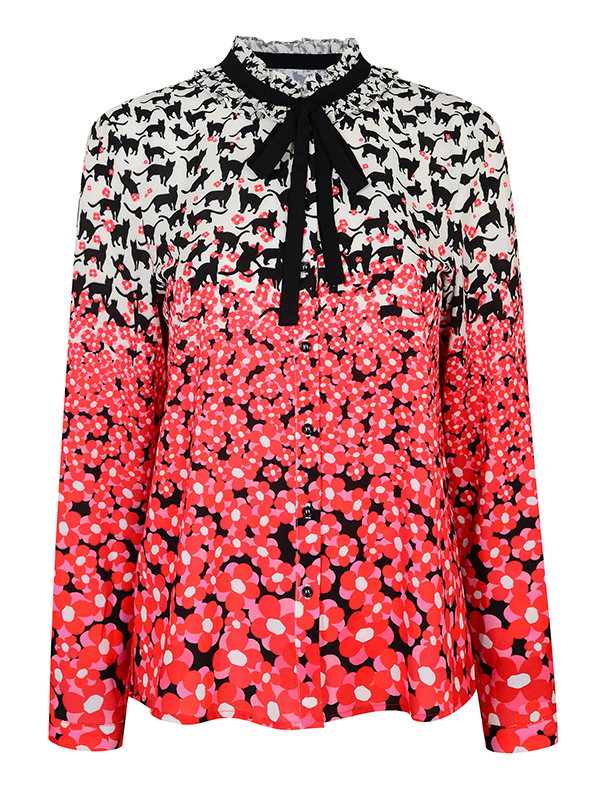 Blouse, Topshop, in store this month