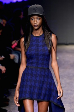 DKNY Women's - Runway - Mercedes-Benz Fashion Week Fall 2014
