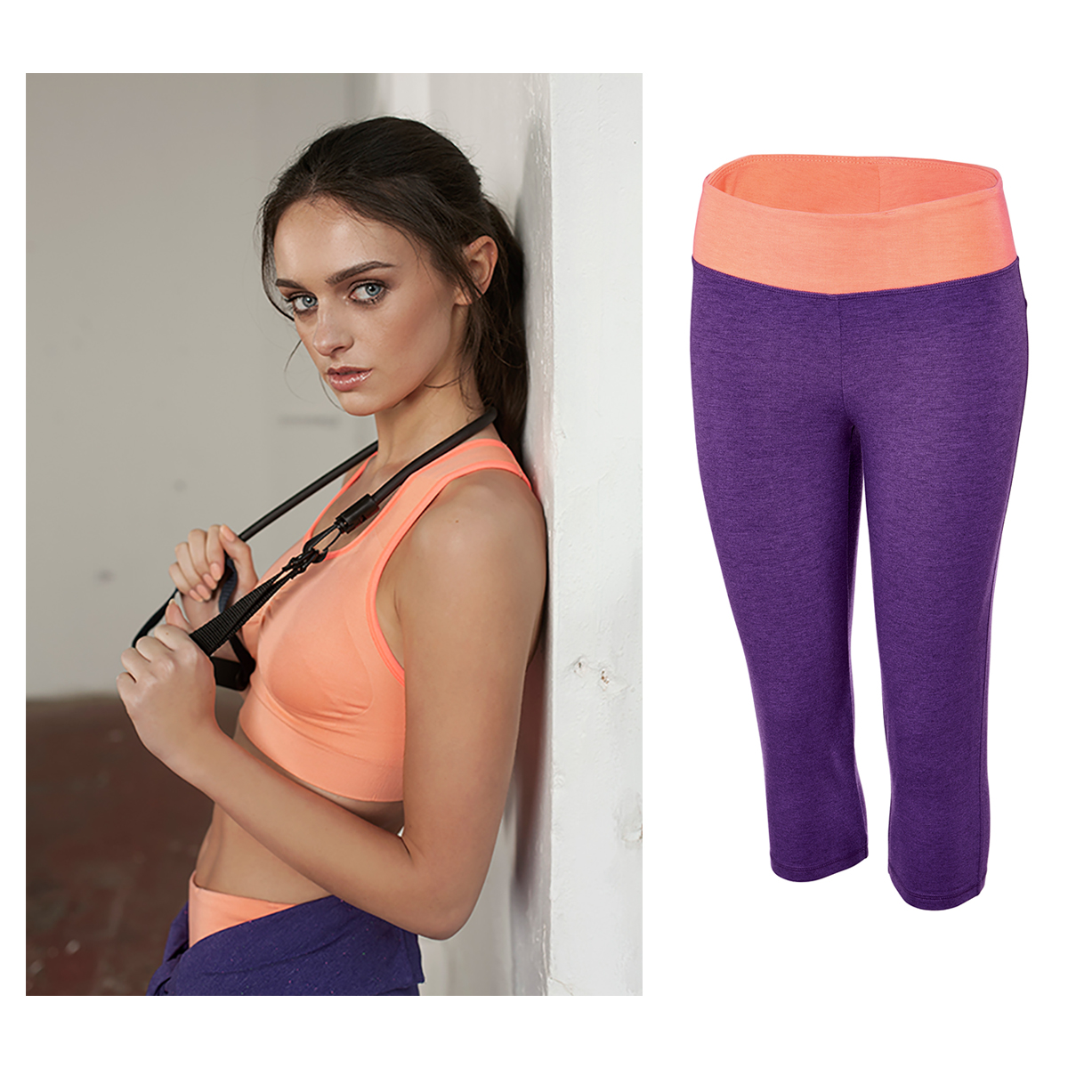 Top, €6.99. bottoms, €7.99 both available at Lidl from January 7th