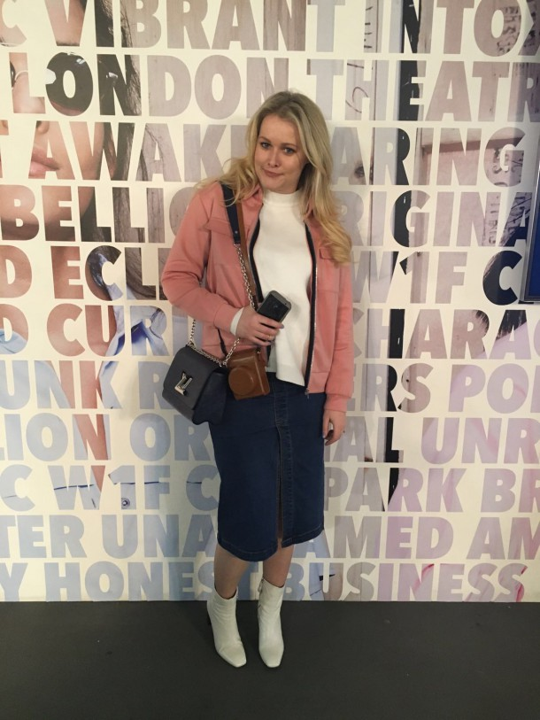 My typical Fashion Week attire from Pretty Little Thing