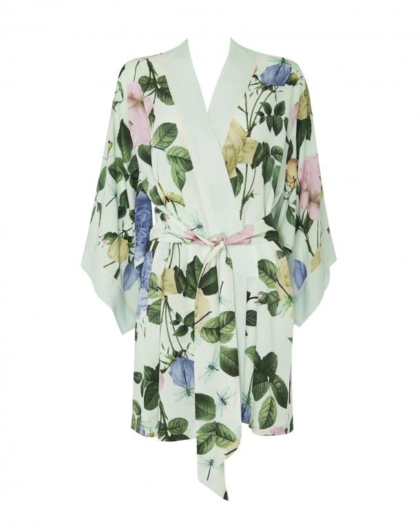 Ted Baker robe, €39.50, Debenhams