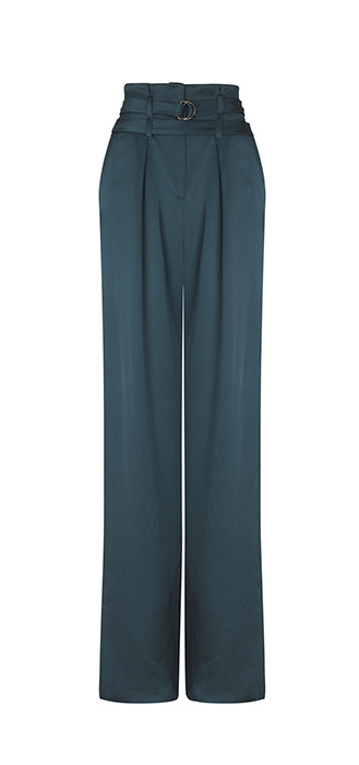 M&S wide leg trousers, €75 approx.
