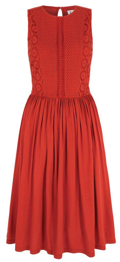 Midi dress, €47, Next