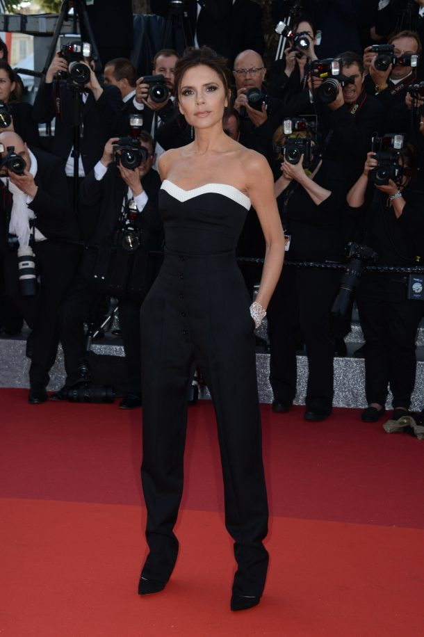 69th Cannes Film Festival - Opening Night Gala & 'Cafe Society' Premiere - Arrivals Featuring: Victoria Beckham Where: Cannes, France When: 11 May 2016 Credit: WENN.com **Not available for publication in Italy.**