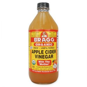 apple cider vinegar train your hair to last longer between shampoos
