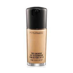 pro longwear Mac foundations
