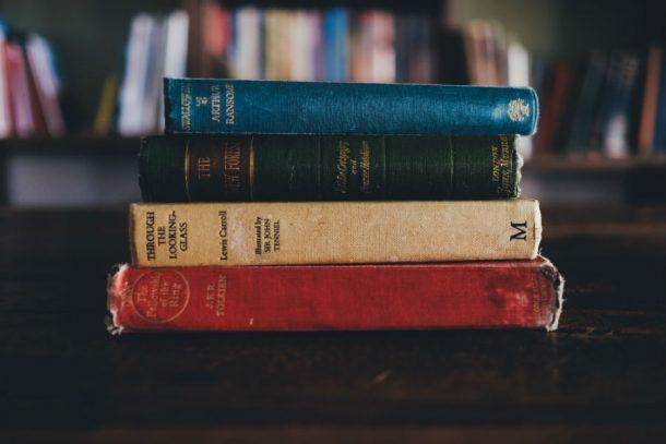 books stocksnap