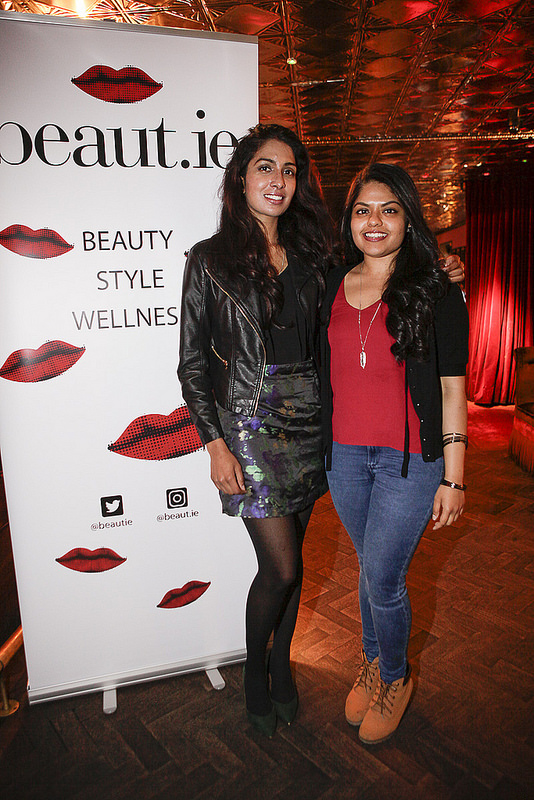 Guests at Benefit Beaut.ie Brow Bash