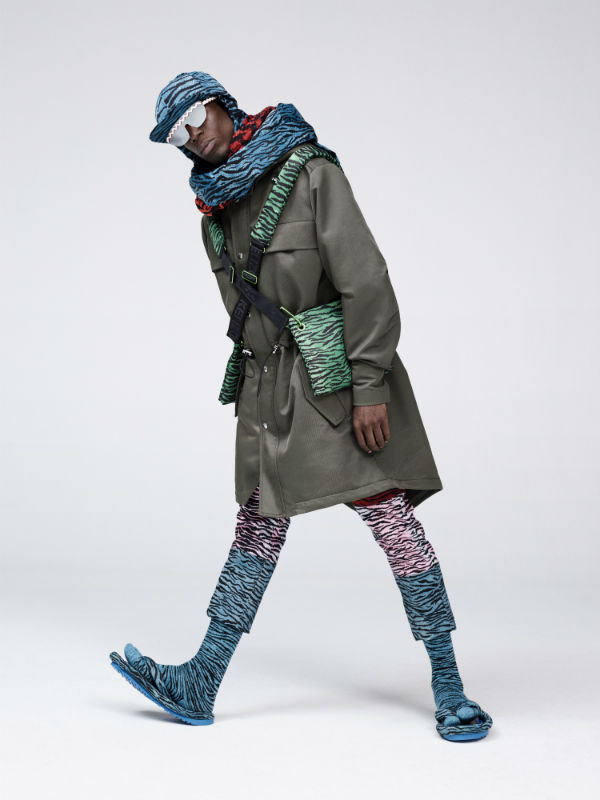 Look book KENZO x H&M (2)