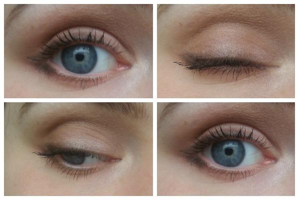 The Balm eyeshadow palette rude day