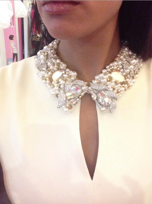 Aisling Maher collar