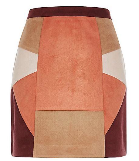 River Island skirt rodarte dupe