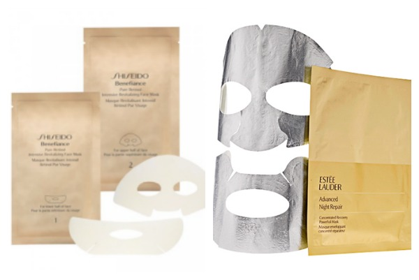Sheet-mask-shiseido-estee-lauder