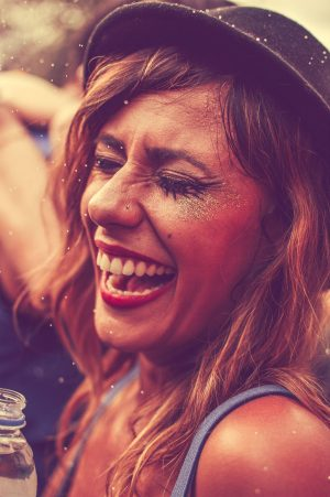 festival woman pexels