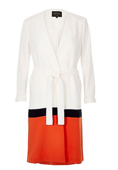 river island duster