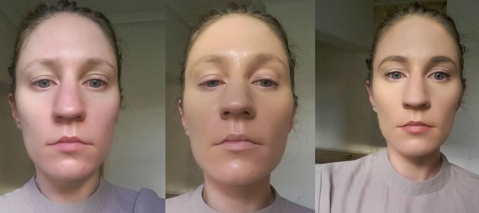 before after paese foundation