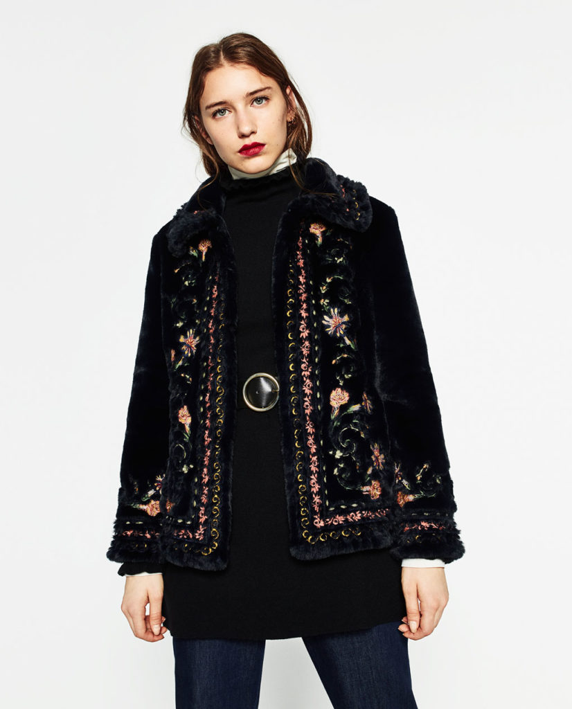 Amy Huberman's jacket