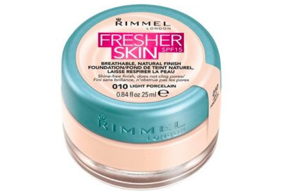 budget foundations rimmel
