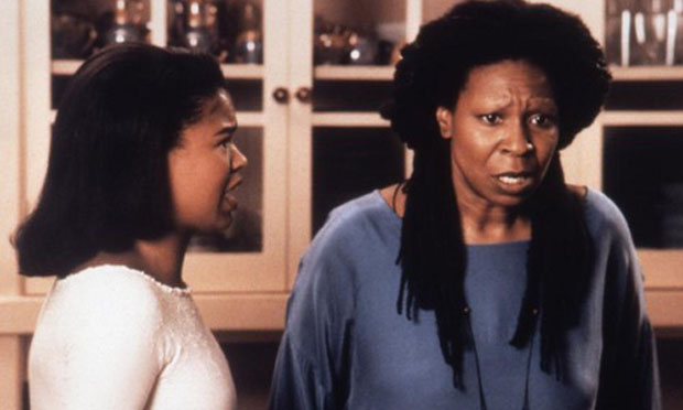 whoopi goldberg without eyebrows
