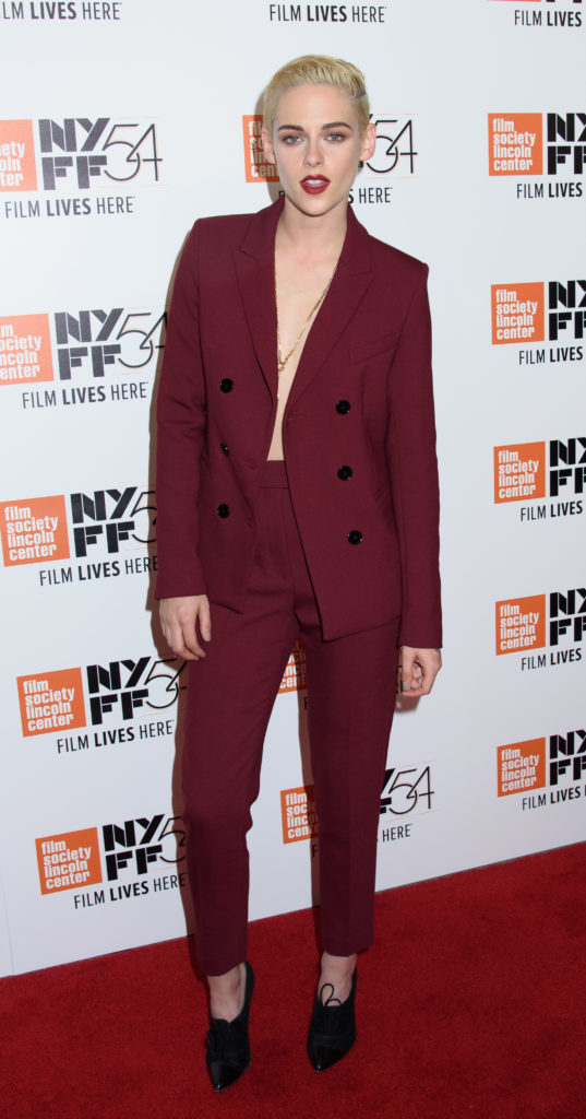 54th NYFF Certain Woman Premiere Featuring: Kristen Stewart Where: New York, New York, United States When: 04 Oct 2016 Credit: WENN.com