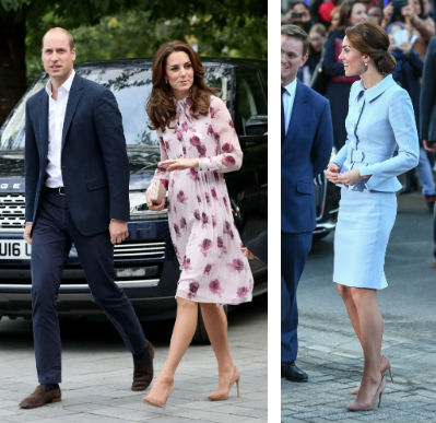 kate middleton nude shoes