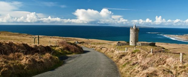 moher yoga retreat