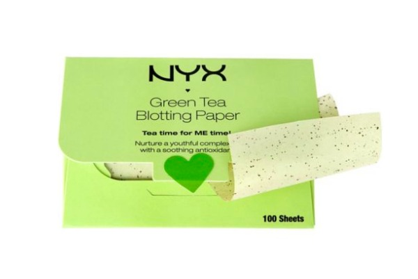 blotting papers NYX