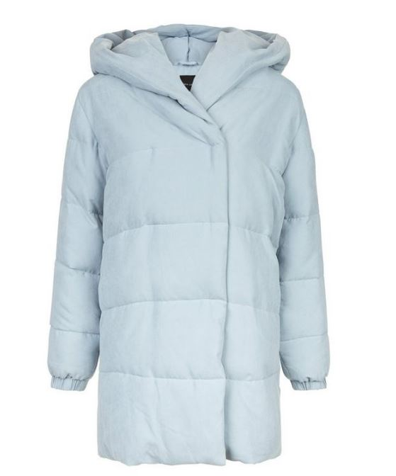 new look puffer coats