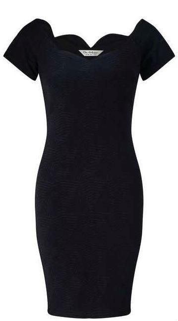 miss selfridge little black dress e24