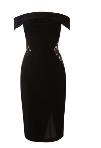 oasis little black dress e76