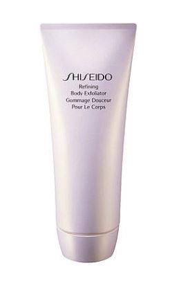 shiseido exfoliator
